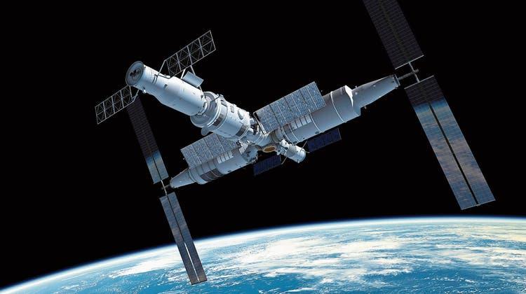 China besiedelt das All: Drei Astronauten sind unterwegs