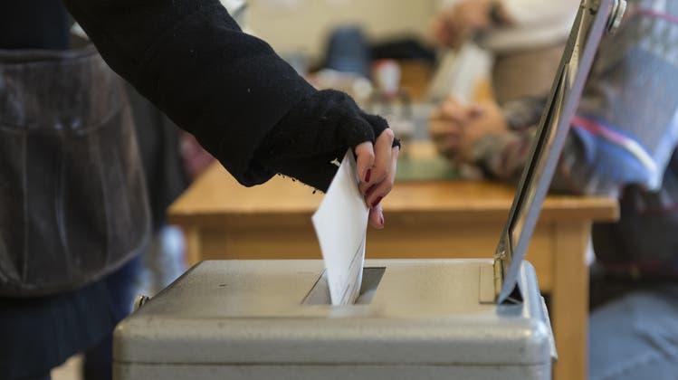 Die Wahlen finden im Herbst 2021 statt. (Keystone)