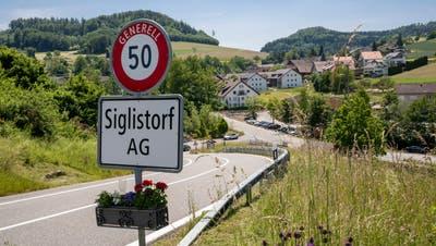 Eigenständig bleiben: Das ist eines der Ziele des Leitbildes von Siglistorf mit knapp 670 Einwohnern. (Alex Spichale)