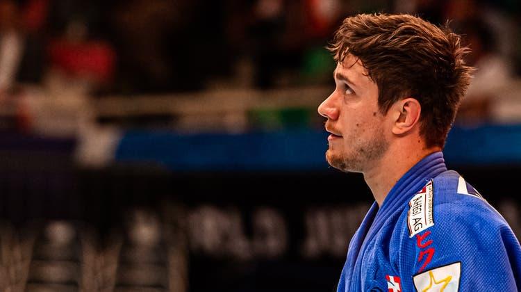 Ciril Grossklaus, Judoka aus Brugg. (Zvg / Aargauer Zeitung)