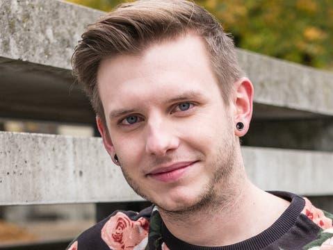 Roman Heggli, Sprecher der Organisation Pink Cross.