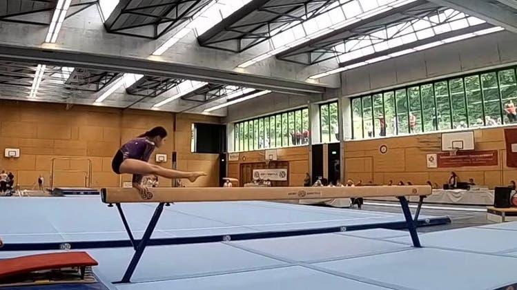 Krönender Abschluss der Wettkampfsaison mit den Schweizer Meisterschaften der Juniorinnen
