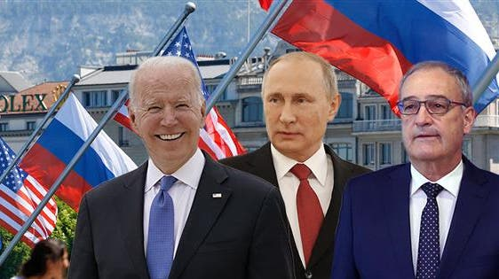 Parmelin begrüsst Putin nicht am Flughafen ++ Russischer Präsident ist gelandet ++ Dieses Geschenk erhielt Biden