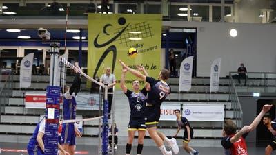 Die Mannschaft von Volley Schönenwerd wird stark verjüngt. (Joerg Oegerli / oegerli-sportfotos)