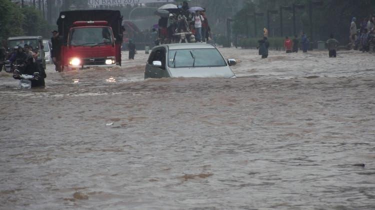 Nach der verheerendsten Flut der letzten Zeit im Jahr 2007 kam es 2013 gleich zur nächsten. (Wikipedia)