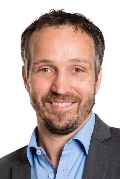 Hanspeter Budmiger, GLP-Grossrat und Gemeindepräsident von Muri.