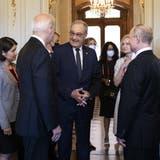 Genfer Gipfeltreffen: Aussenpolitische Knochenarbeit ist wenig glamourös