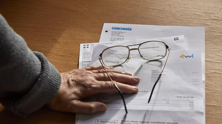 Pensionskassengelder seien für die Vorsorge, sagt die Unabhängige Fachstelle für Sozialhilferecht. (key)