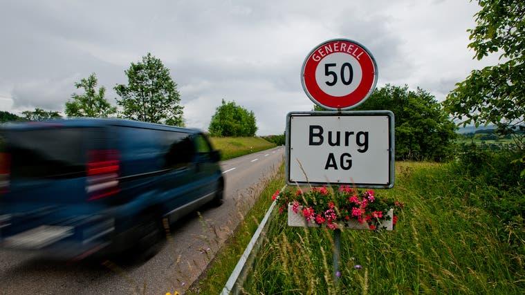 Burg ist erst seit 270 Jahren eine eigenständige Gemeinde. (Emanuel Per Freudiger / WYS)