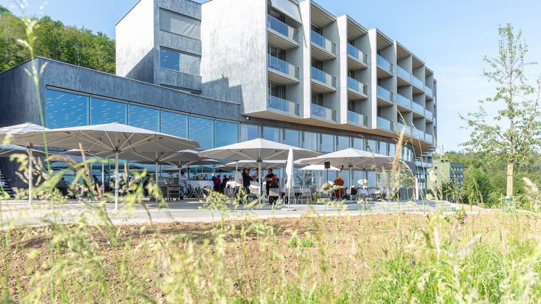 Eröffnung Klinik Barmelweid (Fabio Baranzini)