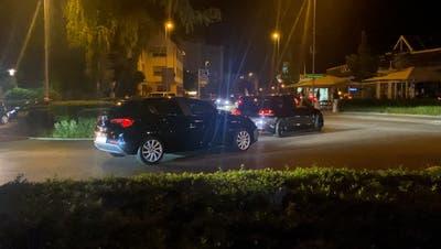 Italien-Jubel: Verkehrschaos und Hupkonzert in Wohlen