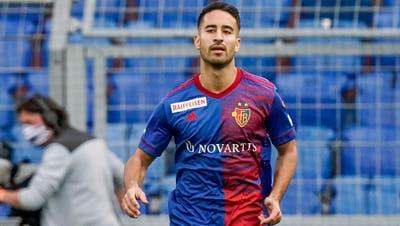 Samuele Campo hat aktuell beim FC Basel noch einen Vertrag. (Bild: Martin Meienberger)