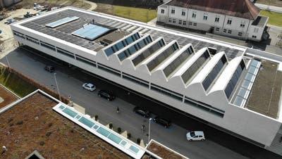 Im Frühling wurde der Erweiterungsbau an der Pädagogischen Hochschule Thurgau (PHTG) eröffnet. (Bild: Kevin Roth)