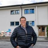 Der Buckter Gemeinderat Rémy Gröflin konnte das Haus seiner Mutter in Hölstein erst nach einem Rechtsstreit mit der Kesb kaufen. (Kenneth Nars)