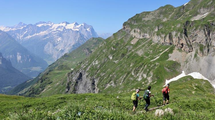 Via Alpina- September 2021