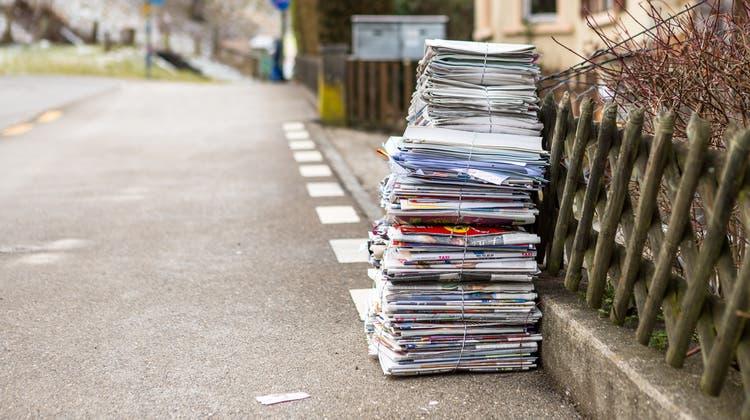 Gesucht wie schon lange nicht mehr: Altpapier. (Foto: Sandra Ardizzone / LTA)