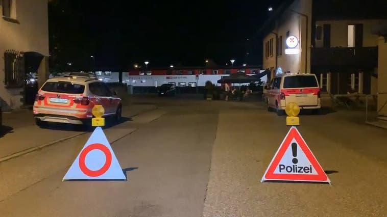 Der Mann sei nach der Vernehmung einer medizinischen Befragung zugeführt worden, so die Kantonspolizei Solothurn. (Symbolbild) (Keystone)