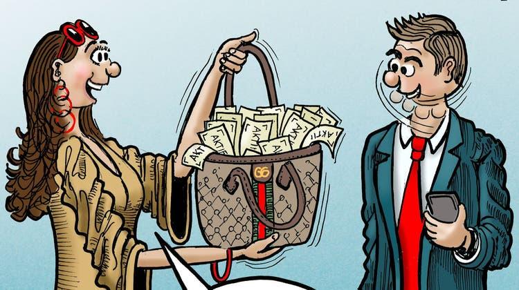 Mit den Titeln des Gucci-Produzenten halten Sie bald viel Geld in der Hand – und weitere Börsentipps