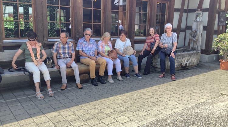 Senioren Regio Liestal besuchen das Klettgau
