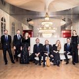 «Voces Suaves» (im Bild) ist ein Vokalensemble aus Basel, das Musik der Renaissance und des Barock in solistischer Besetzung aufführt. (zvg / Markus Räber)