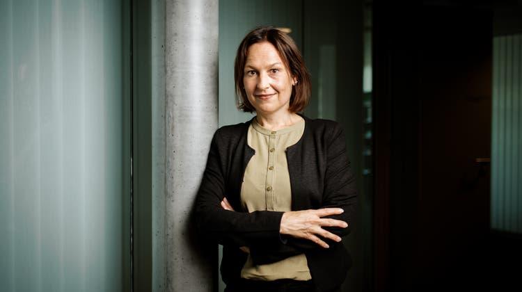 Claudia Spring hat strenge erste Wochen als neue Präsidentin des Bezirksgerichts Weinfelden hinter sich. (Bild: Benjamin Manser (18. Juni 2021))