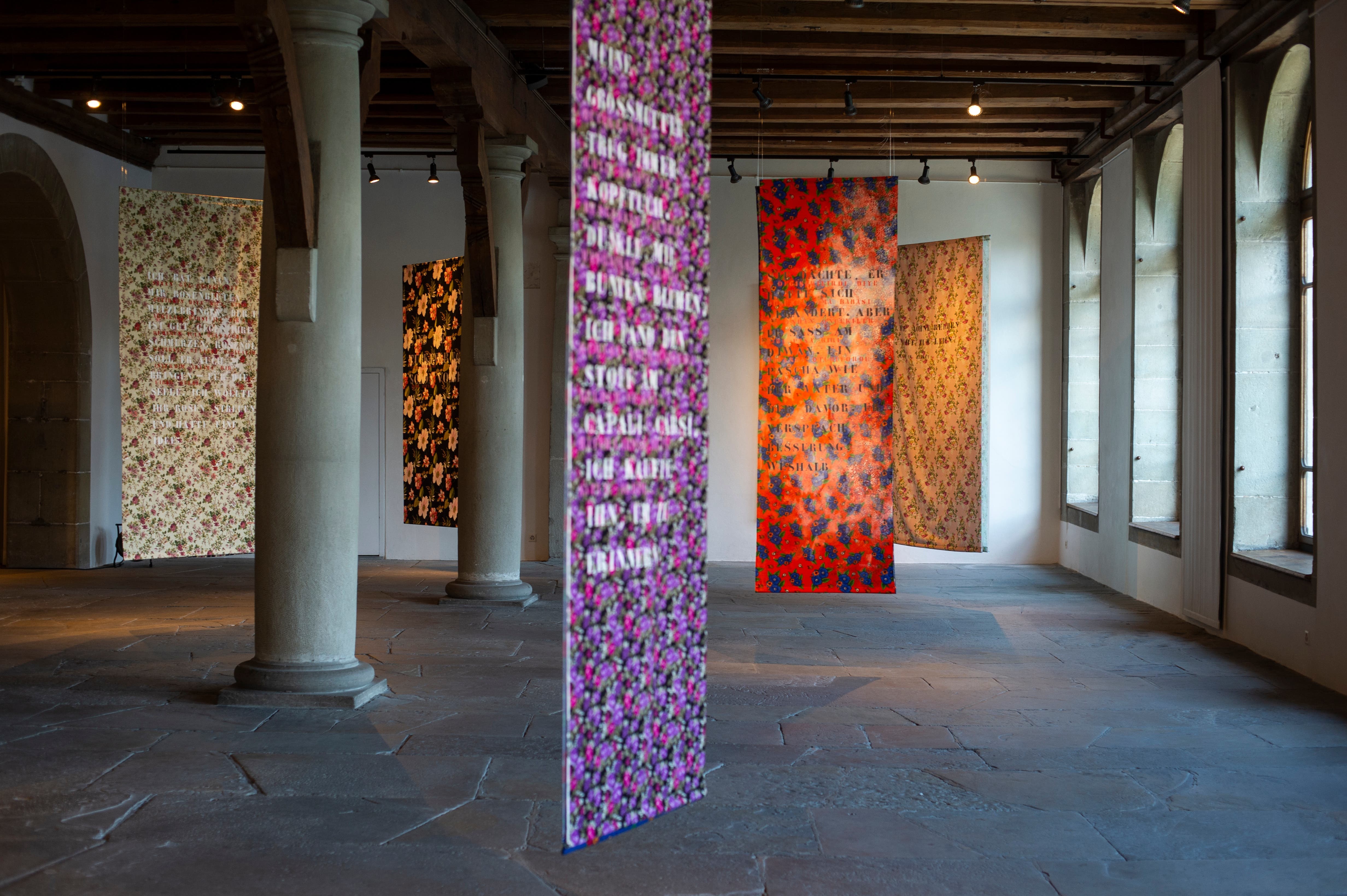 Ausstellung in der Kornschütte mit Karin Mairitsch: «Die Poesie des Fremden».