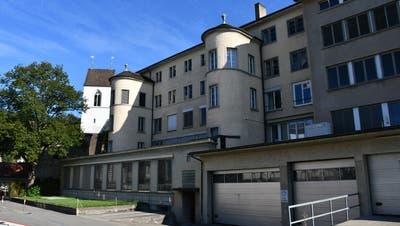 Der neue Standort der Stadtbibliothek ist links im Erdgeschoss des Effingerhofs vorgesehen. (Janine Müller (17. September 2019))