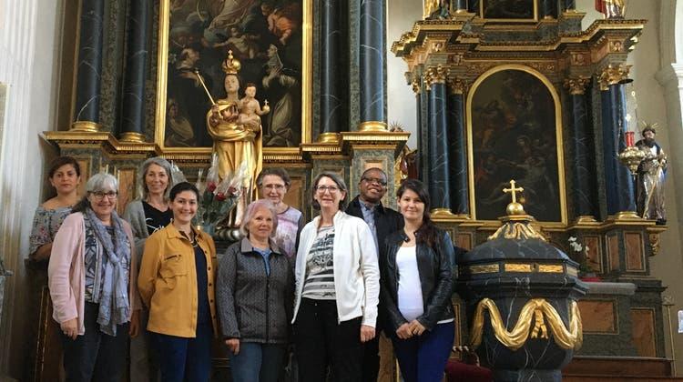 Rosenkranz-Gebet für ein Ende der Pandemie mit Papst Franziskus und der Rosenkranzgruppe Niederwil AG