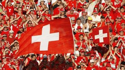 Hoffen auf die Schweiz – aber geht es wirklich weiter für die Nati? (Ronald Wittek / EPA (Archivbild, Juni 2006))