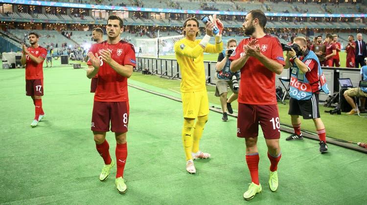 Die EM kann beginnen! Unsere Analyse zum 3:1-Sieg der Schweizer Nati gegen die Türkei