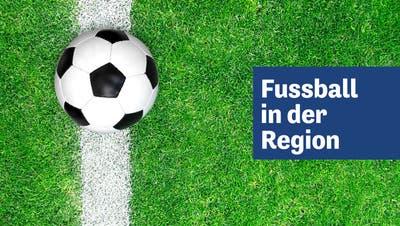 Das sind die Resultate der Aargauer 2.- und 3.-Liga-Fussball von diesem Wochenende