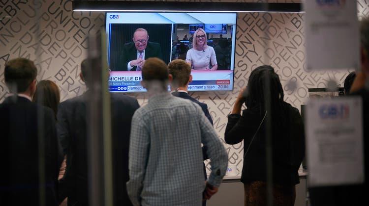 Andrew Neil will Grossbritanniens Medienlandschaft aufwühlen – mit 72. (AP)
