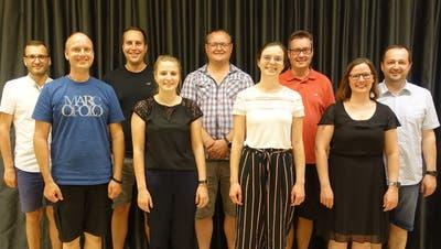 Fahnenweihe und Neues aus dem Vereinswesen: Brass Band Feldmusik Knutwil