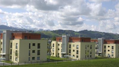Ob Stockwerkeigentum oder Häuser: Liegenschaften sind in der Ostschweiz gefragt . (Bild: Ralph Ribi)
