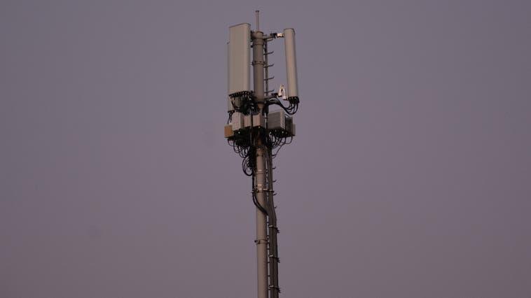 Die Umrüstung auf 5G-Antennen zu stoppen, liegt nicht im Ermessenspielraum der Gemeinden. (Bild: Beat Lanzendorfer)