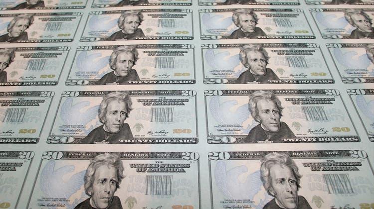 418'300'000'000'000 Dollar: So viel Vermögen besitzen weltweit die privaten Haushalte. (Symbolbild) (Keystone)