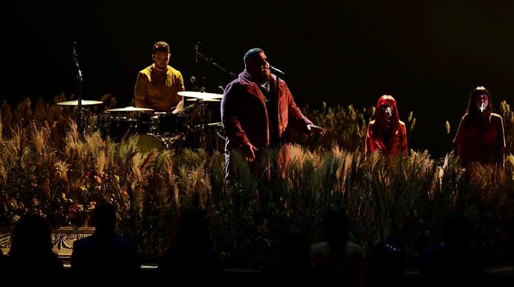 Rag'n'Bone Man wird am 26. August im Rahmen des verkleinerten Zürich Open Airs auftreten. (Keystone)