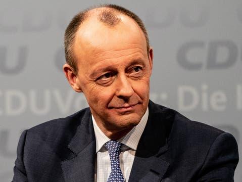 Der deutsche CDU-Politiker Friedrich Merz rät zu Sprachkonservatismus.