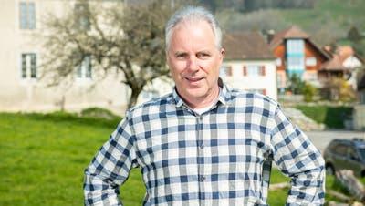 Gemeindepräsident Rolf Sterki, Günsberg. (Michel Lüthi)
