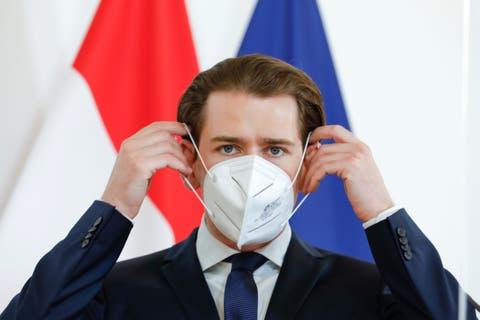 Noch gilt in allen geschlossenen Bereichen in Österreich FFP-2-Maskenpflicht.
