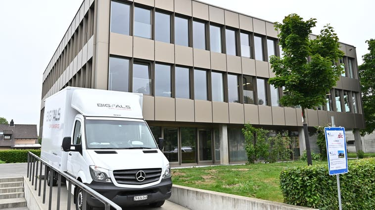 Landverkauf spült der Gemeinde Däniken rund 725'000 Franken in die Kasse. (Bruno Kissling)