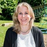 Regula Steinemann besucht mit ihrer dreijährigen Tochter oft den Tierpark Weihermätteliin Liestal. (Nicole Nars-Zimmer)