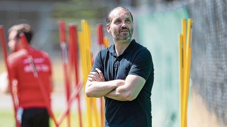 Remo Meyer ist seit vier Jahren FCL-Sportchef und hat Erfahrung im Transfergeschäft gesammelt.