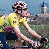 Der Thurgauer Radprofi Stefan Bissegger vor seiner ersten Tour de France: «Nur das Gewinnen zählt»