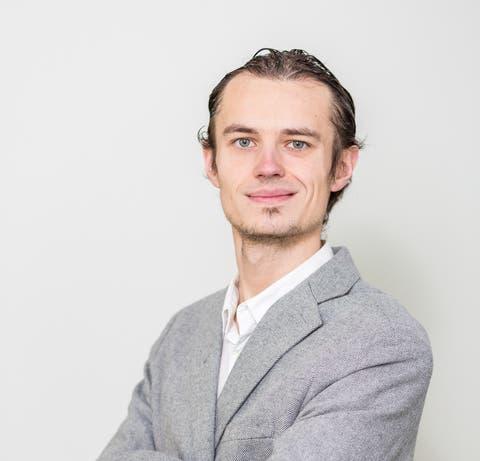 Artur Terekhov ist Rechtsvertreter des Aktionskomitees Aargau-Zürich.