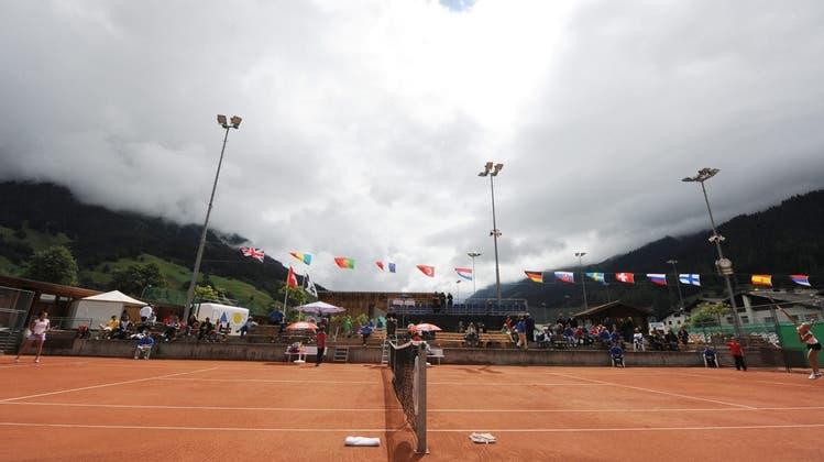 Die Basler beim ITF-Turnier in Klosters ++ Salome Lang knacktden Schweizer Rekord und Olympia-Limite