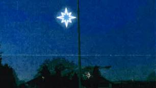Solche Sterne sollen bald auch in Bellach hängen. (zvg)