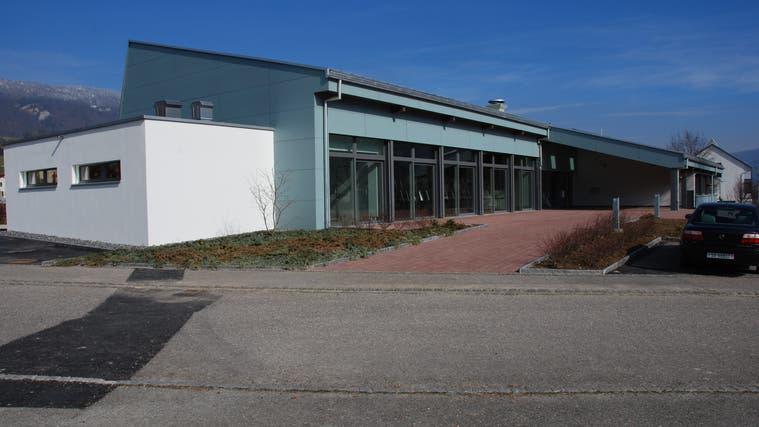 Der jetzige Kindergarten in Matzendorf ist zu eng geworden (SZ-Archiv)
