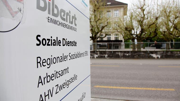 Der Regionale Sozialdienst ist in Biberist beheimatet. (Hanspeter Bärtschi)