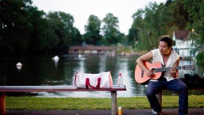 Er darf wieder: Der Stadtrat hat das umstrittene Musikverbot für den Mannenweier zurückgezogen. (Bild: Michel Canonica)